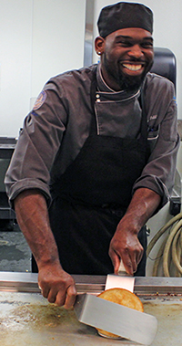 Photo of Fiesty's cook, Corey Dibble