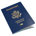 Photo of a U.S.Passport