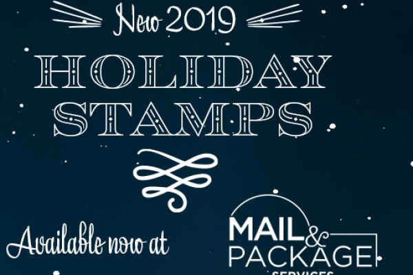 New 2019 Holiday Stamps