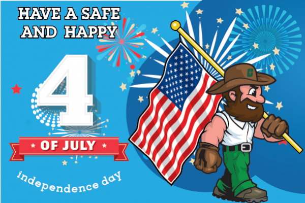 Fourth of July Norm graphic