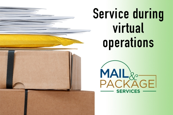 MPS service during virtual operations
