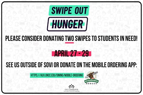Swipe out Hunger Image